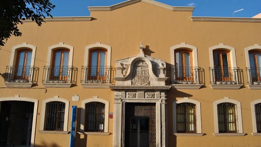 Biblioteca Municipal de Huércal de Almería.