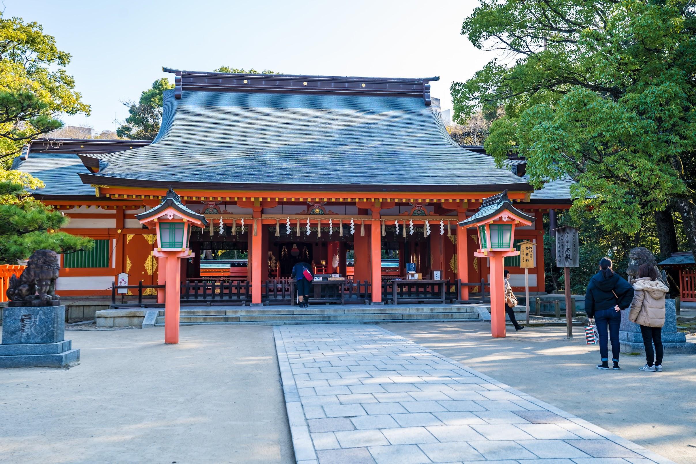 福岡 住吉神社2
