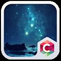 Night Star Theme C Launcher icon