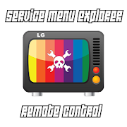 Service Menu Explorer for LG TV PRO