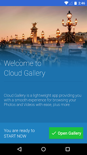 Cloud Gallery - 云图库