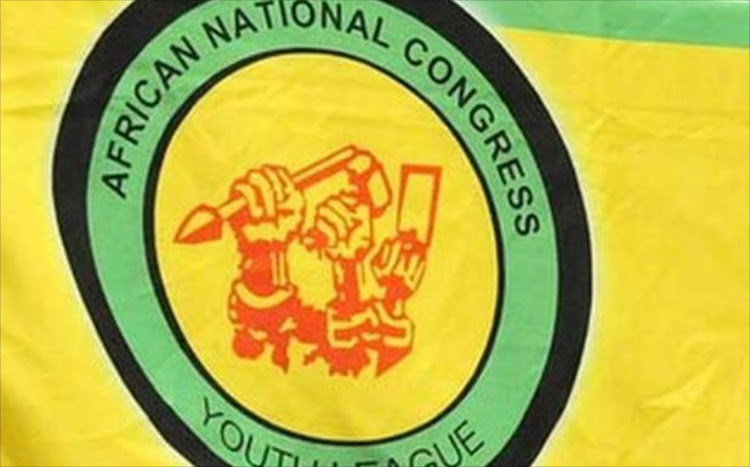 The ANC Youth League logo.