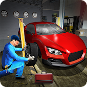 Sports Car Mechanic: Pit Stop