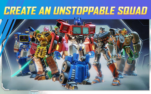 Hack Game TRANSFORMERS: Forged to Fight apk free