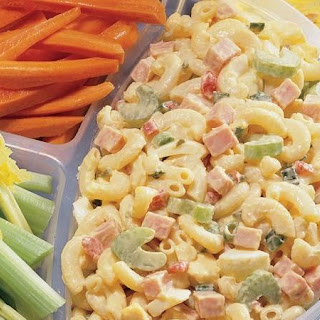 Macaroni Salad With Ham And Egg Recipes