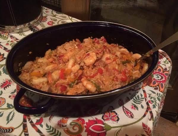 Garrisons jambalaya recipe just a pinch recipes garrisons jambalaya recipe forumfinder Image collections