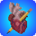PixelHeart - Pixel Art App icon