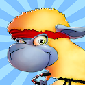 Kung-Fu Sheep icon