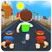 Paw Ryder Escape - Run Patrulla Game icon