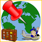 Where on Earth ?  Travel Quiz icon