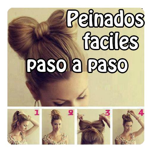 Peinados faciles paso a paso LOGO-APP點子