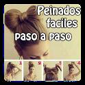Peinados faciles paso a paso icon