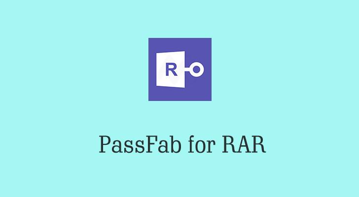 PassFab for RAR 9 3 3 Full Version