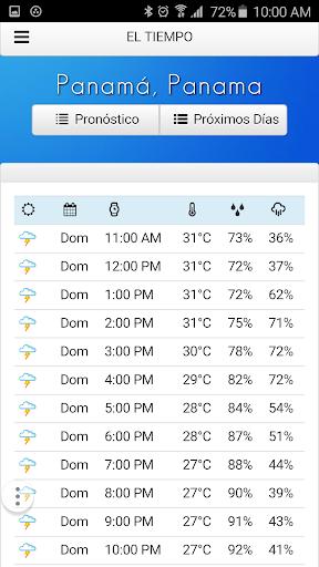 玩免費天氣APP|下載EL TIEMPO app不用錢|硬是要APP