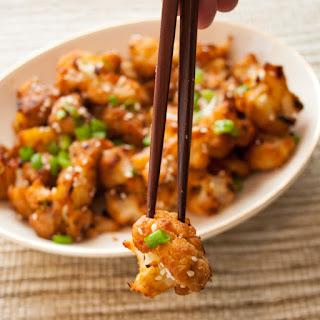 Red Miso Roasted Cauliflower Recipe