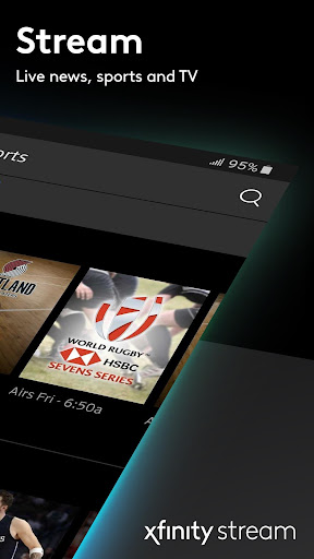 Xfinity Stream 5.7.2.001 screenshots 2