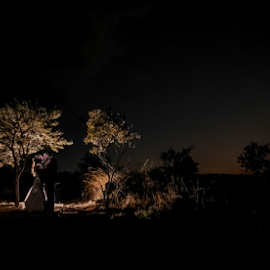 Nightshot by Lood Goosen (LWG Photo) - Wedding Bride & Groom ( wedding photography, wedding photographers, wedding day, wedding, wedding photographer, bride and groom, bride, groom, bride groom )