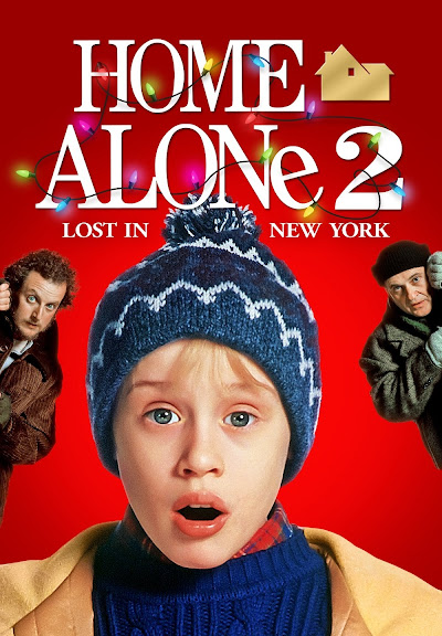Home Alone  Lost In New York Jingle Bell Rock