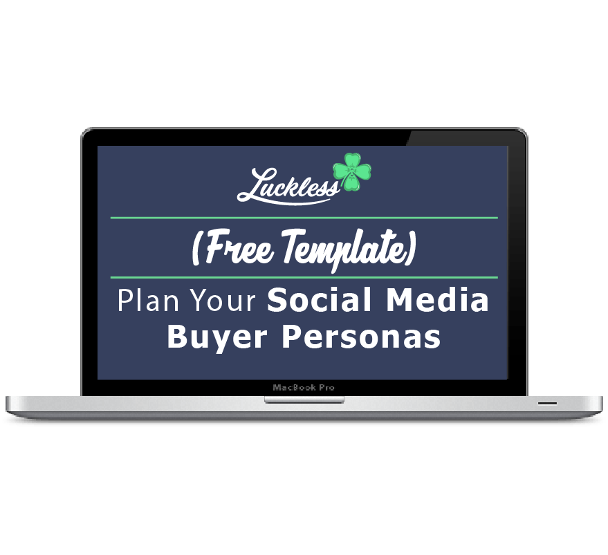 Buyer Personas Free Template