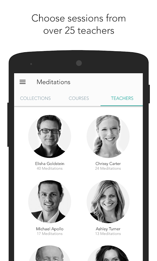 Meditation Studio- screenshot