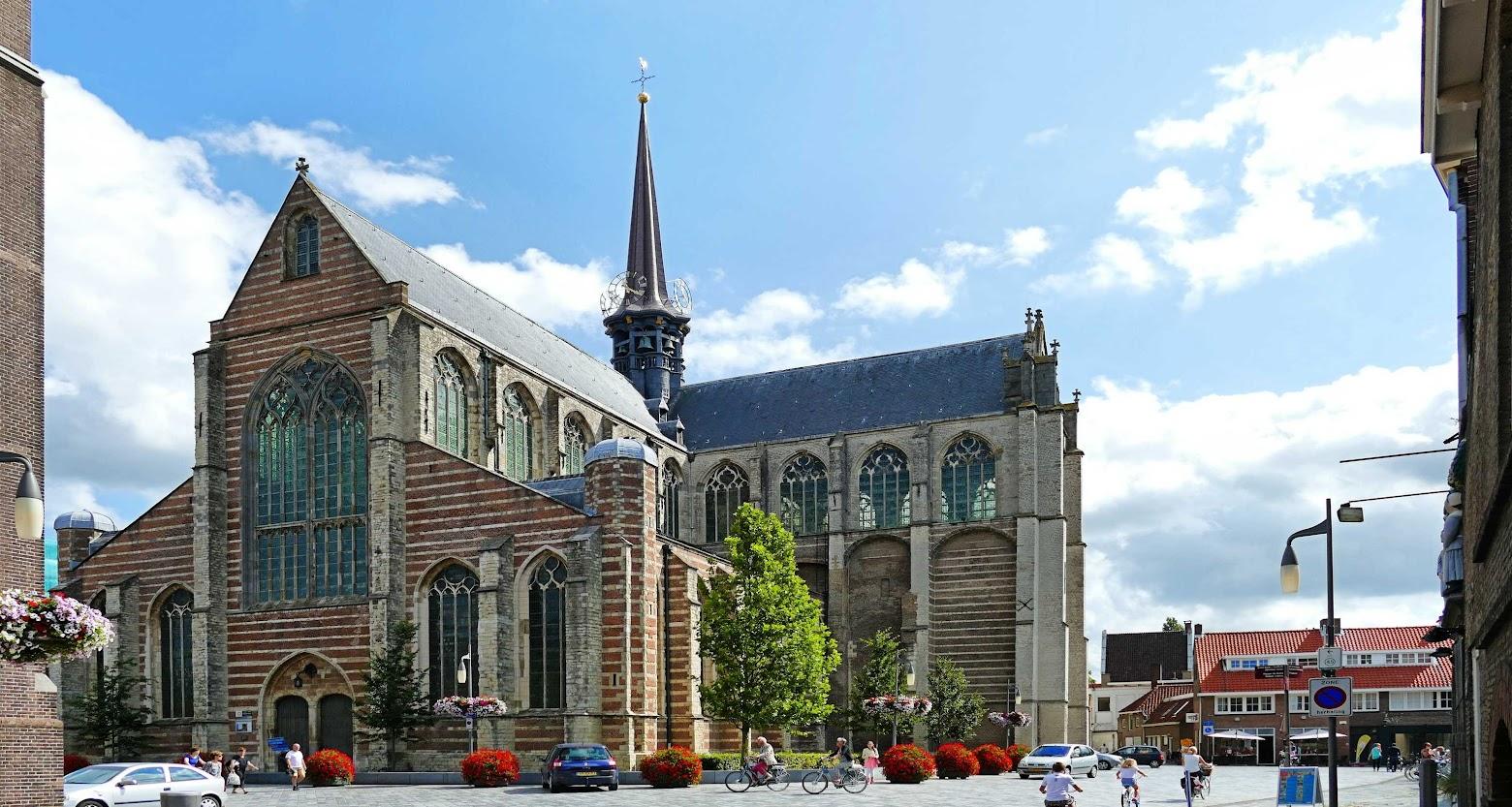 Aangeboden door: Stichting Microtoerisme InZicht Fotoblog Goes protestantse Maria Magdalena kerk