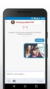 Mingle2 - Free Online Dating & Singles Chat Rooms- screenshot thumbnail