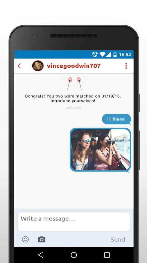 Mingle2: Online Dating & Chat- screenshot