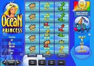 online casino slot ocean @rincess