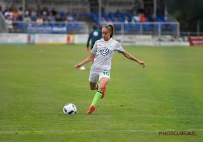 Surprise : Tessa Wullaert ne prolongera pas à Wolfsburg !