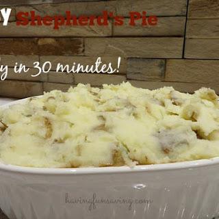 Shepherds Pie With Brown Gravy Recipes.
