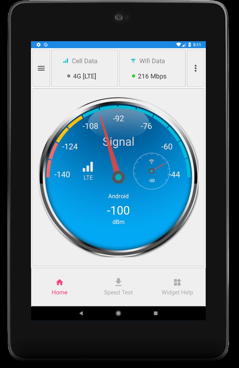 Signal Strength Screenshot 9