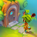 Gemmy Lands: Gems and New Match 3 Jewels Games icon