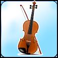 Real Violin Solo (recording sessions, MP3 export) icon