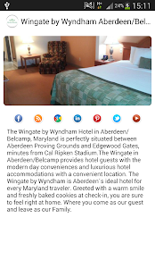 Wingate by Wyndham Aberdeen- screenshot thumbnail