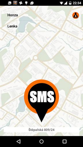 Jsem tu SMS