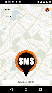 I am here SMS- screenshot thumbnail