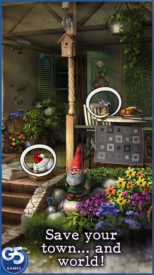 Letters From Nowhere®: Mystery- screenshot