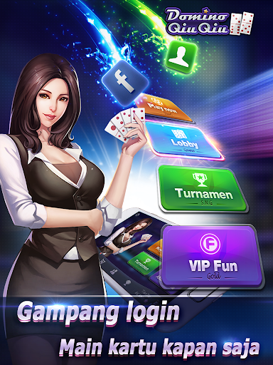 Domino QiuQiu 99(KiuKiu) for PC