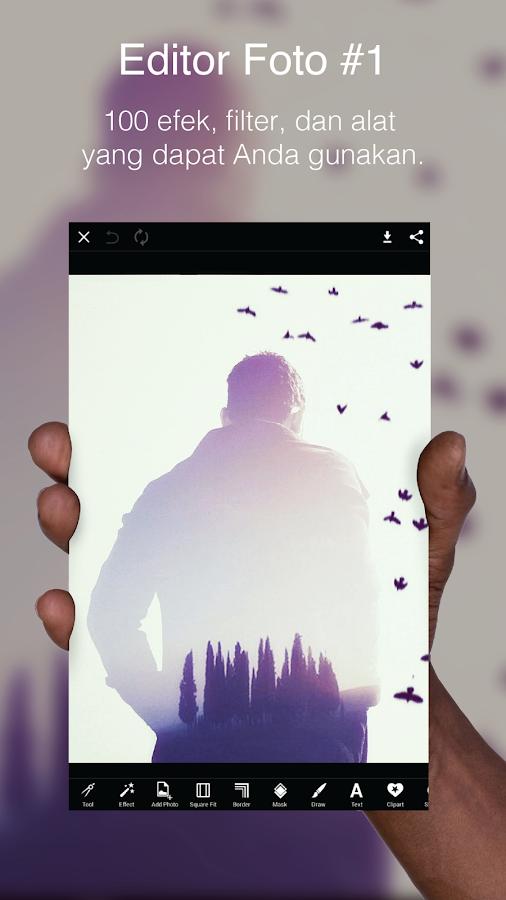 PicsArt - Foto Studio - Editor - Apl Android di Google Play