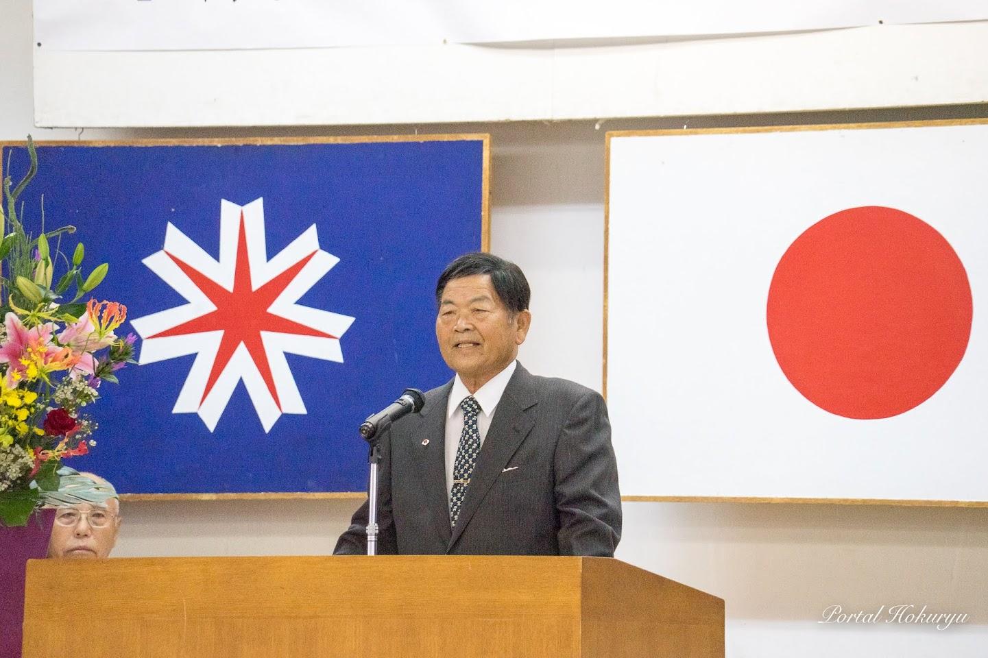 空知地区老人クラブ連合・小林一晃 副会長