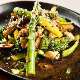 Asparagus Broccoli Stir Fry Recipes.
