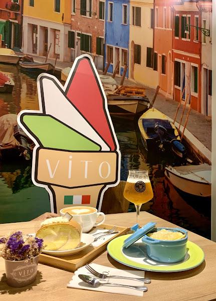 VITO義式冰淇淋|猶如置身塞納河畔的網美必拍聖地|來自日本の義式冰淇淋