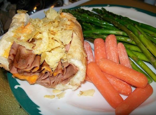 Hillbilly Philly Cheesesteak Sandwiches Recipe