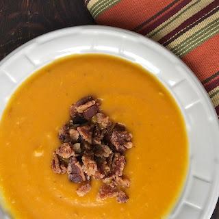 Golden Vegetables Immune-Boosting Soup.