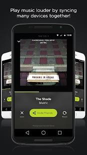 AmpMe - Social Music Party Screenshot 1