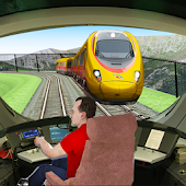 Drive Subway Train Simulator : Train Driving Games