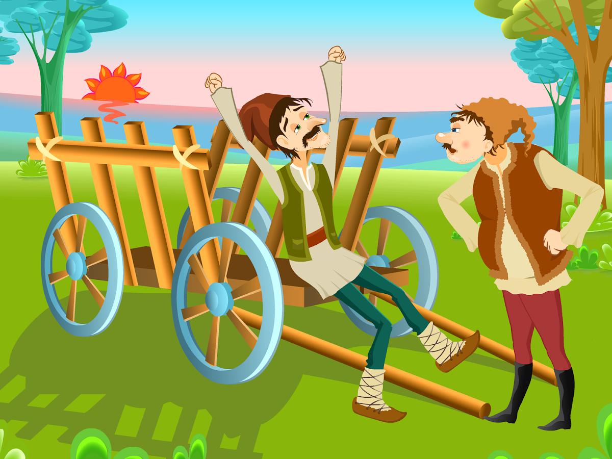 Povesti pentru Copii - screenshot