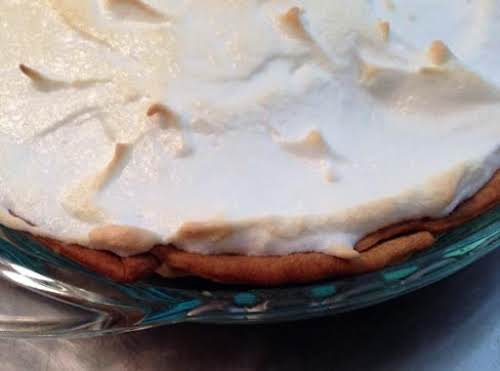"Coconut Cream Pie ""Simple and easy, that's the way baking should be!""..."