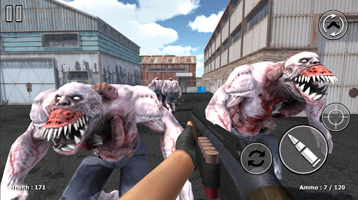 Zombie Evil Kill 4 - Dead City 0.8 screenshots 2