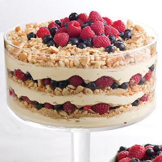 Lemon-Berry Trifle Recipe